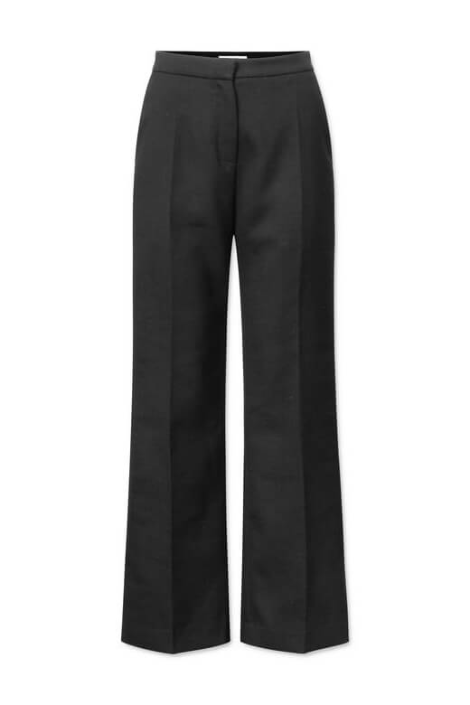 LEA AW20 PANTS; BLACK PANTS; LOVECHILD 1979