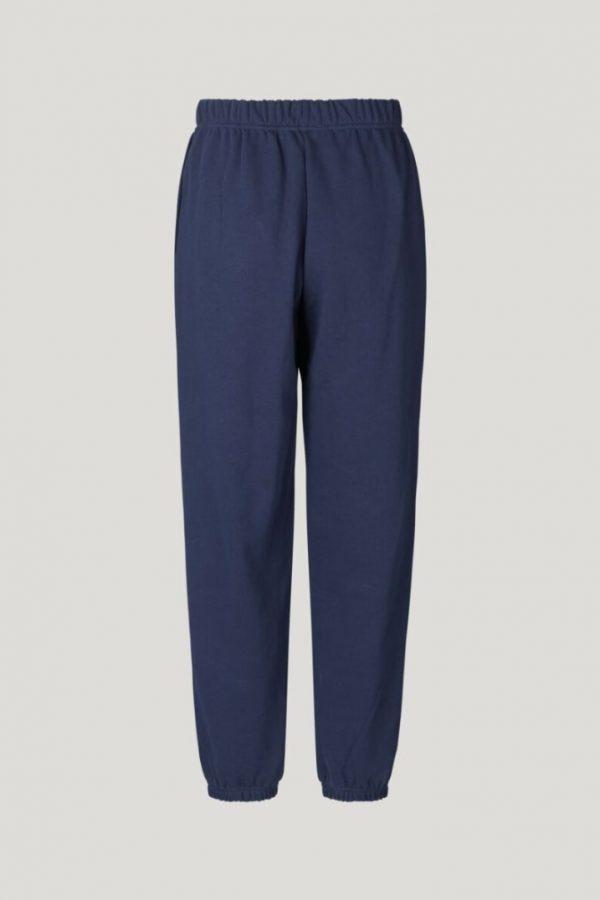 JEANTELLE PANTS; NAVY BLUE PANTS; BAUM UND PFERDGARTEN