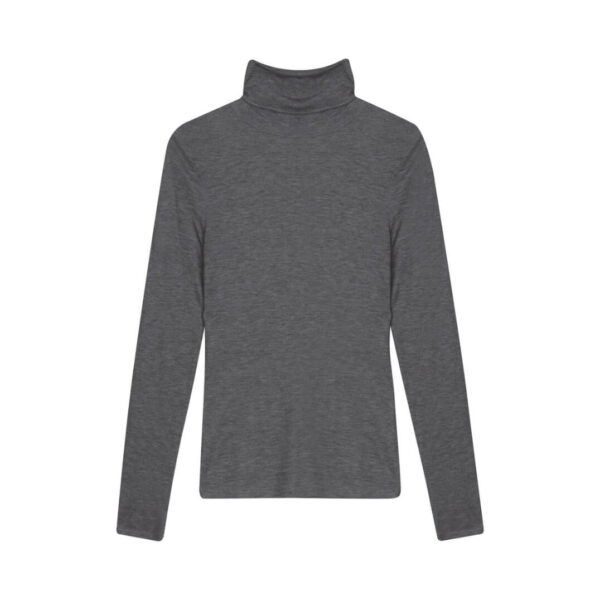 REMI TURTLENECK; GREY TURTLENECK; HOUSE OF DAGMAR