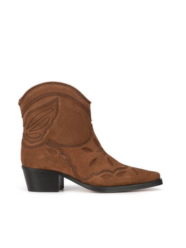 LOW WESTERN BOOTS; LOW WESTERN BOOTS; GANNI