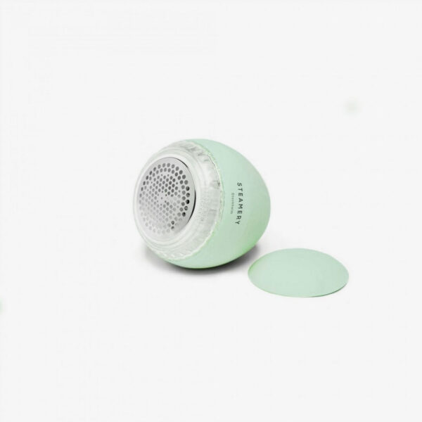 PILO FABRIC SHAVER; MINT GREEN SHAVER; THE STEAMERY