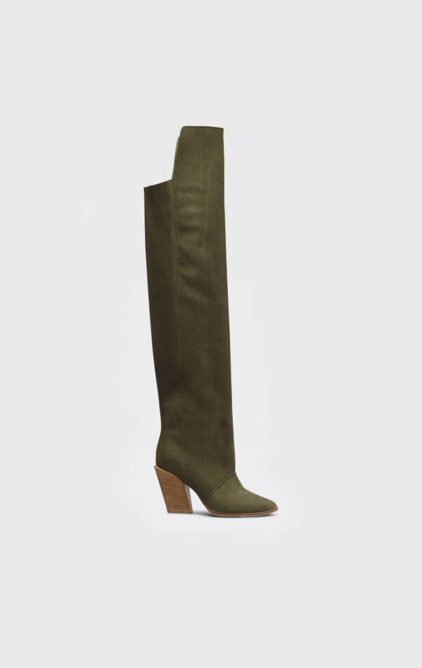 TURID PERFORATED SHOES RODEBJER BOOTS