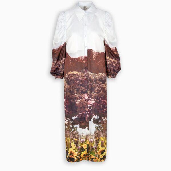 AMIRA DRESS; FAIRYLAND SHIRT DRESS; BAUM UND PFERDGARTEN