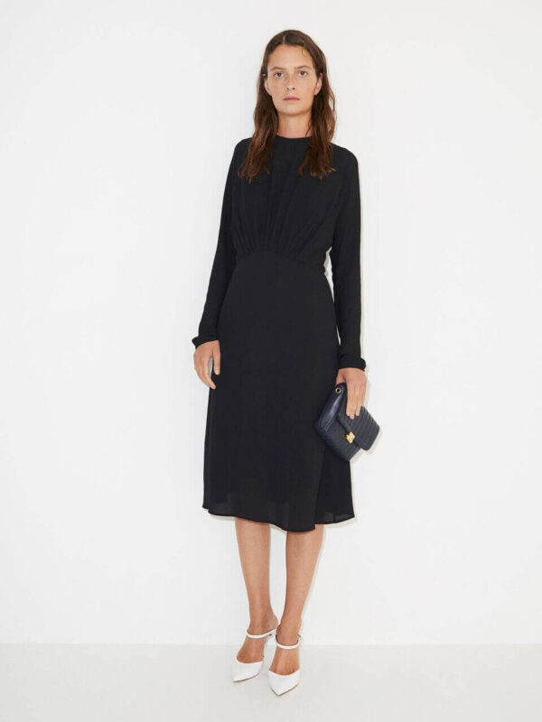 AZOLLA DRESS; MIDI LENGHT DRESS; BY MALENE BIRGER