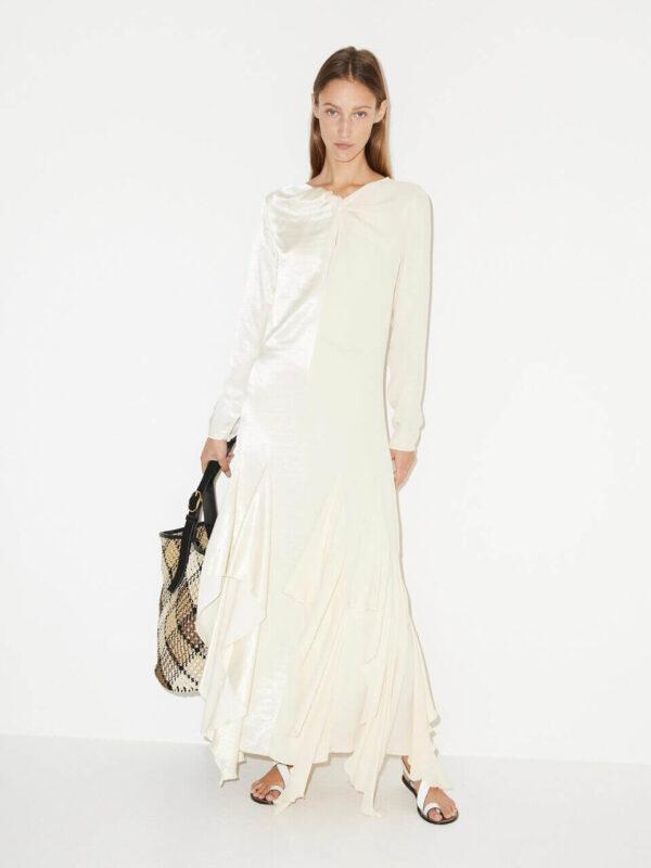 EBONEE DRESS; LONG SLEEVE DRESS; BY MALENE BIRGER
